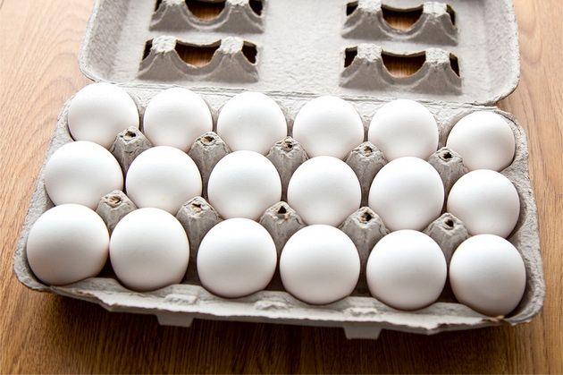 Сырые яйца в бодибилдинге
