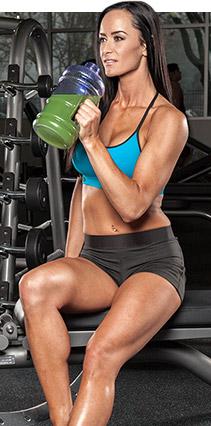 Предотвращение потери сухой мышечной массы