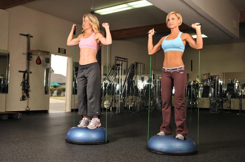 библия фитнеса для женщин 12