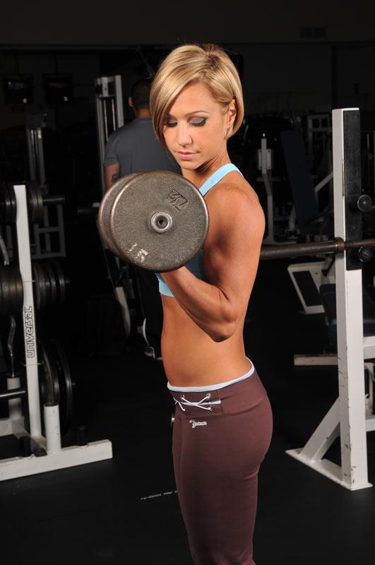 библия фитнеса для женщин 14