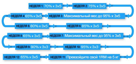 Суровецкий Программа Жима