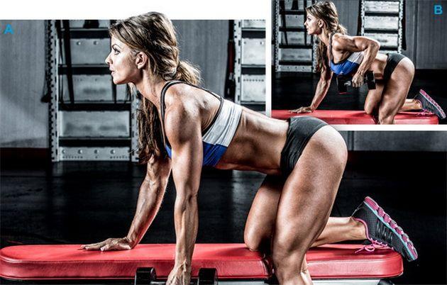Программа круговая тренировка на сушке грудь спина