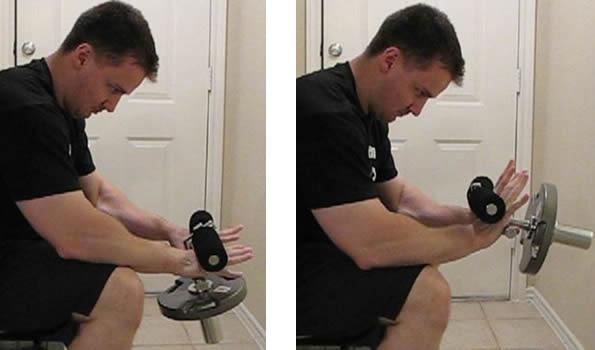 Армрестлинг: упражнения для кисти и предплечья