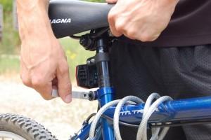 Езда на велосипеде, позиция 1