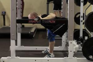 Упражнение «Доброе утро» с упоров, позиция 0
