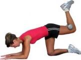 Упражнения для похудения живота, бедер, ягодиц и рук в