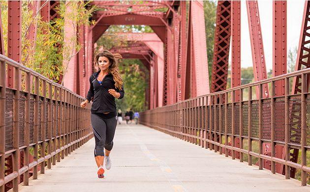 Польза бега для начинающих