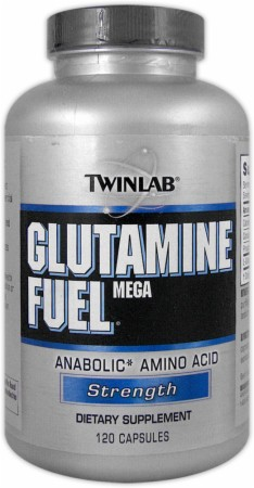 Mega Glutamine Fuel