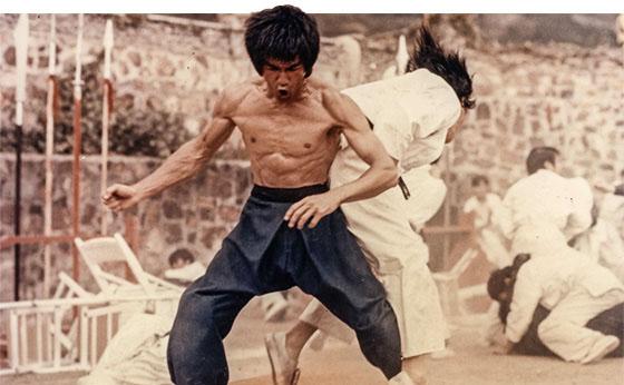 Тренировочная программа Брюса Ли