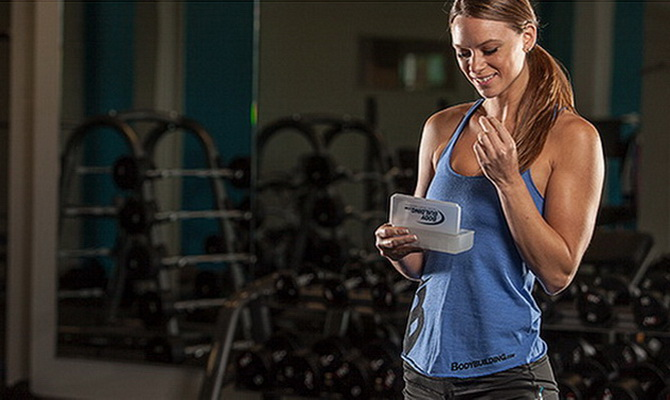 вредны ли витамины спортивное питание