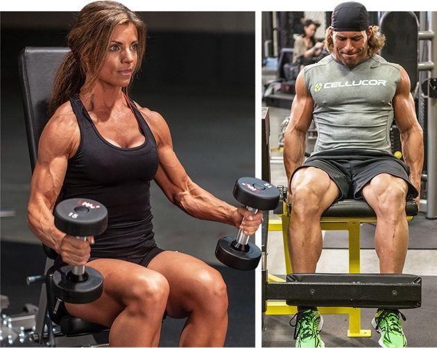 Можно ли нарастить мышцы на низкоуглеводной диете