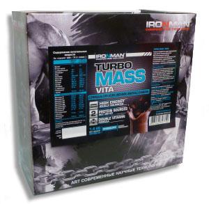 Turbo MASS Vita