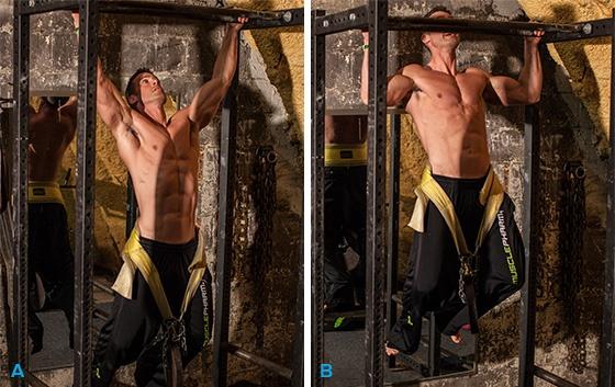 Упражнения для спины и плеч