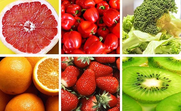 Цитрусовые и фрукты от гриппа и простуды