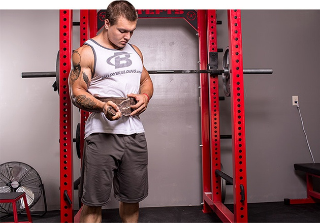 Как использовать тяжелоатлетический пояс