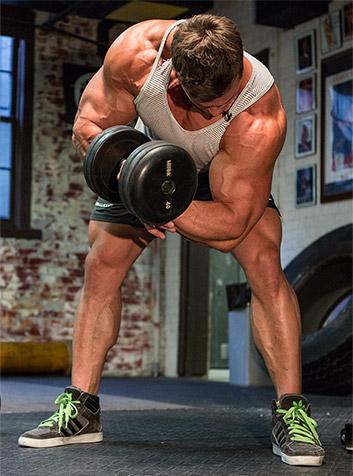 Тренировка ног и рук в один день