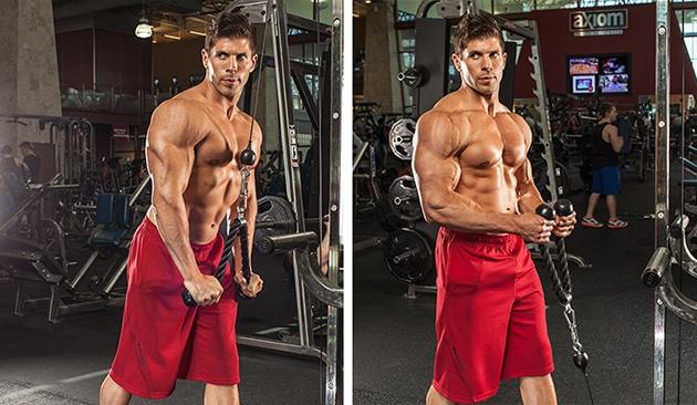 как увеличить объем нагрузки и ускорить мышечный рост