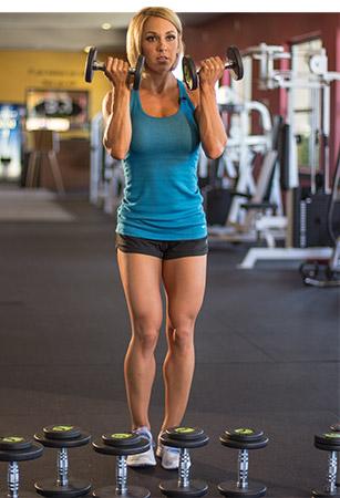 способы увеличить объем нагрузки и ускорить мышечный рост