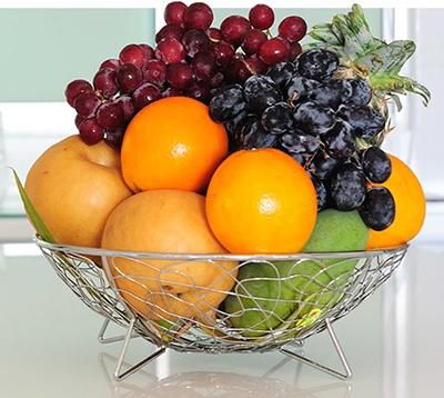 овощные салаты, фрукты