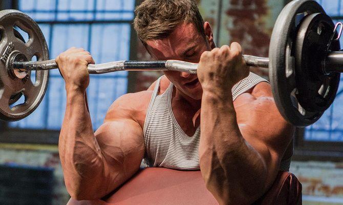 Тренировка мышц рук. Тренировка мышц рук: 8 важных советов
