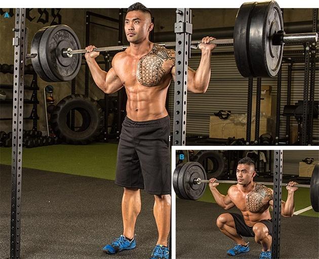Насколько эффективна программа тренировок 5х5 Фото числа фитнес успехи спортивное питание выбор бодибилдинг