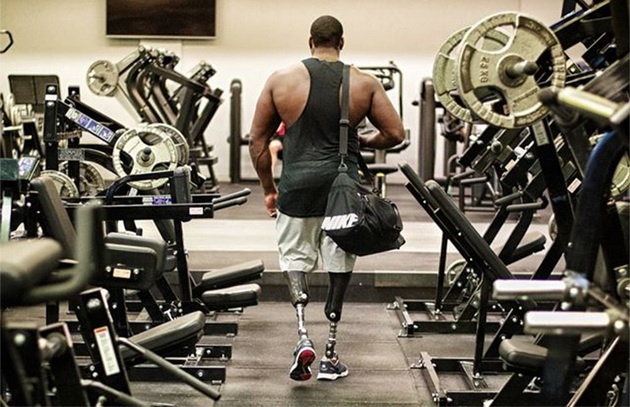 Бионическое тело: восхождение чемпиона