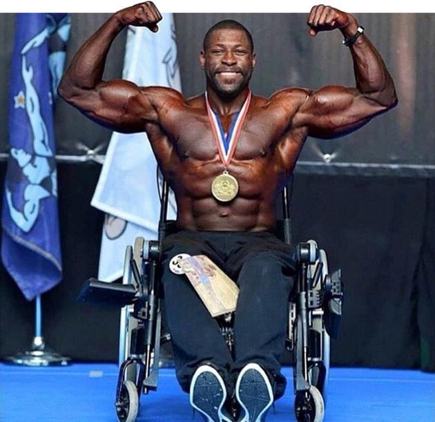 тренировки спортсменов с ограниченными возможностями