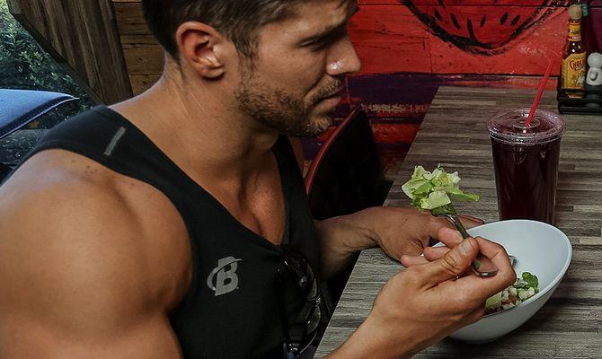 Эшли Уилкинсон научит нас гибкой диете