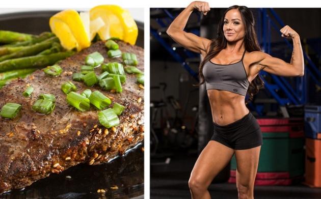 Сколько протеина нужно девушкам