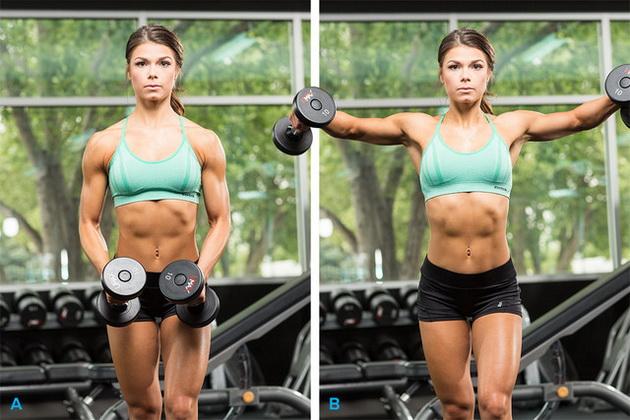 Когда лучше тренировать трапеции: в день спины или плеч