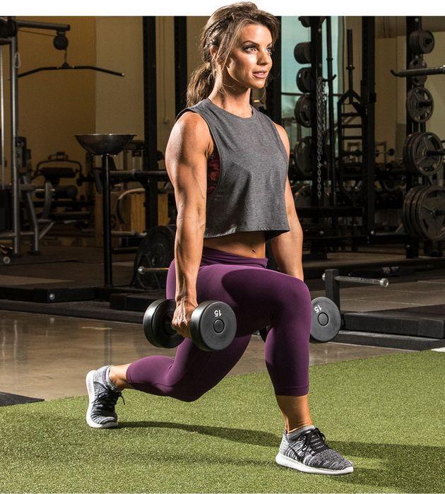 как оживить силовой тренинг
