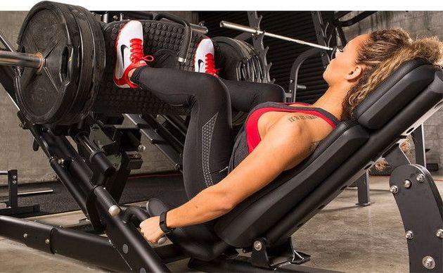 лучшие упражнения для ног на тренажерах