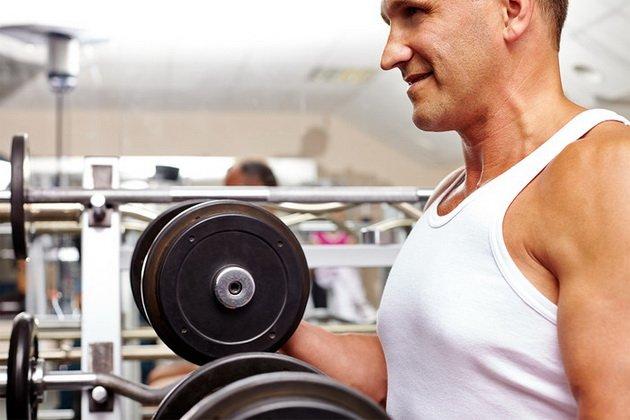 Тренировки для возрастных спортсменов