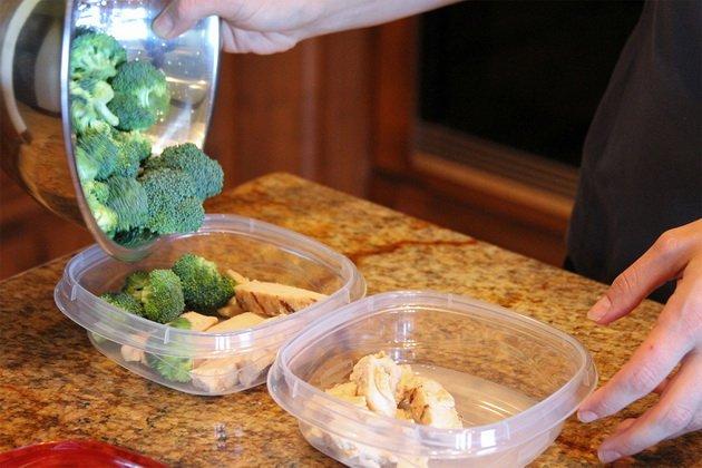 Чем питание на сушке отличается от правильного питания