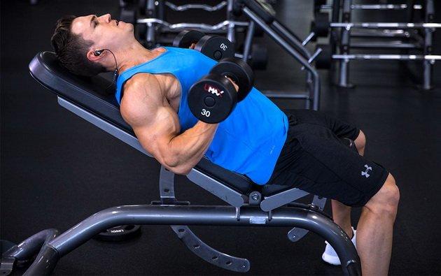 14 luchshix uprazhnenij dlya bicepsov dlya muzhchin 2 14 лучших упражнений для бицепсов для мужчин