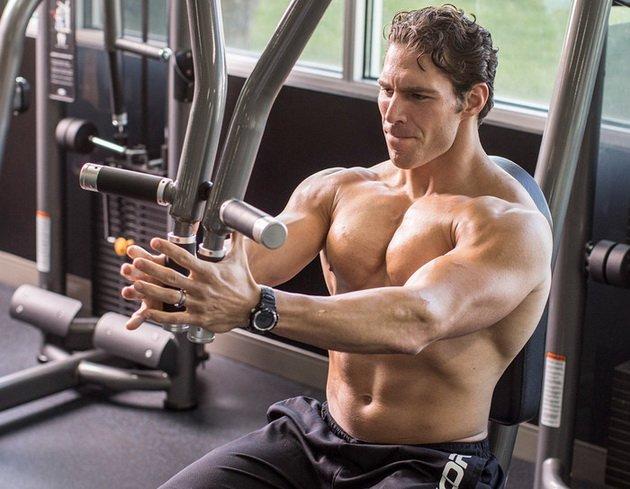 Сверхэффективная тренировка груди