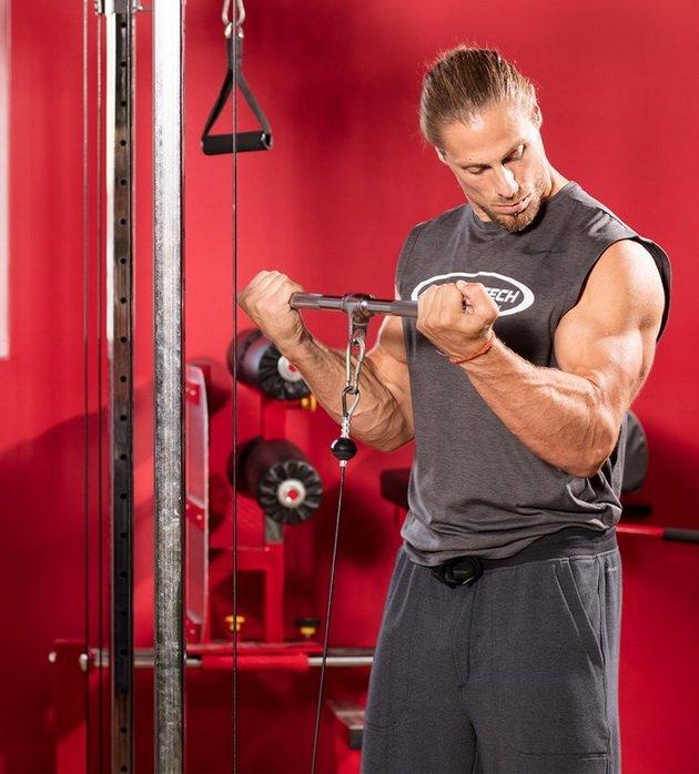 тренировки рук для мощного роста