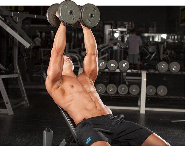 4 лучших упражнения для груди