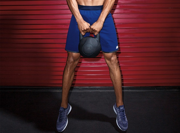 Лучшая тренировка с гирей для похудения и жиросжигания