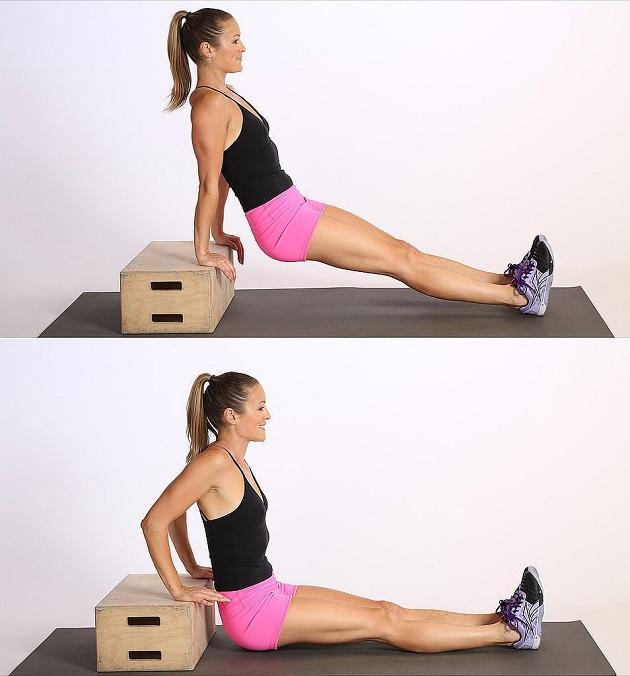trenirovka myshc verxnej chasti tela i kora v domashnix usloviyax 33 Тренировка мышц верхней части тела и кора в домашних условиях