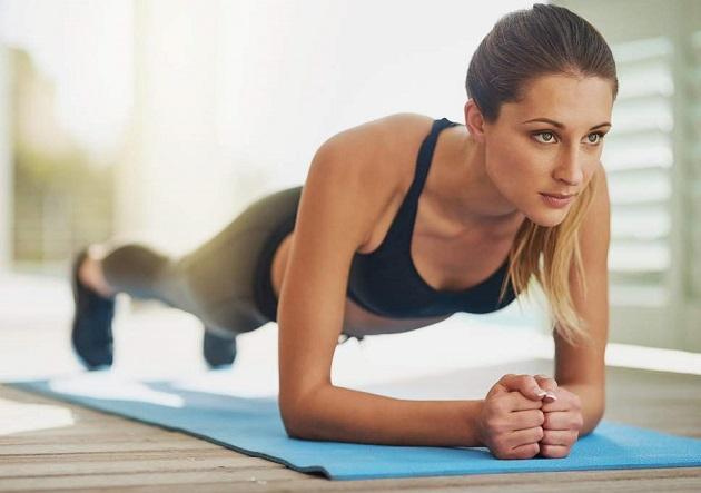 trenirovka myshc verxnej chasti tela i kora v domashnix usloviyax 41 Тренировка мышц верхней части тела и кора в домашних условиях