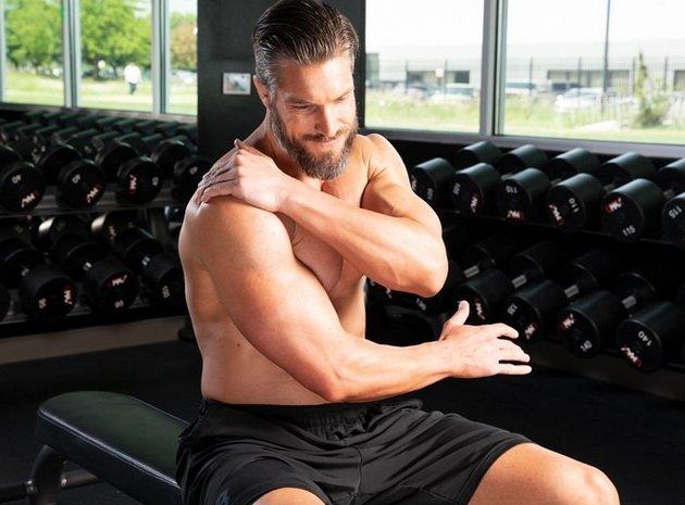 Безопасный тренинг верхней части тела — правило двух пропорций
