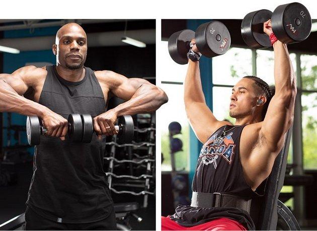 bezopasnyj trening verxnej chasti tela pravilo dvux proporcij 2 Безопасный тренинг верхней части тела — правило двух пропорций