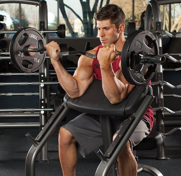 Идеальная амплитуда движения для роста мышц — советы эксперта