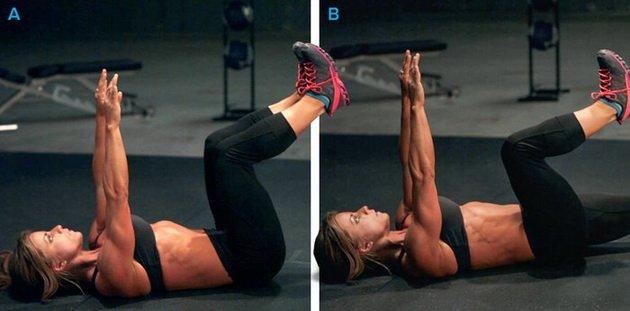 10 luchshix uprazhnenij s sobstvennym vesom dlya myshc pressa i kora 10 10 лучших упражнений с собственным весом для мышц пресса и кора