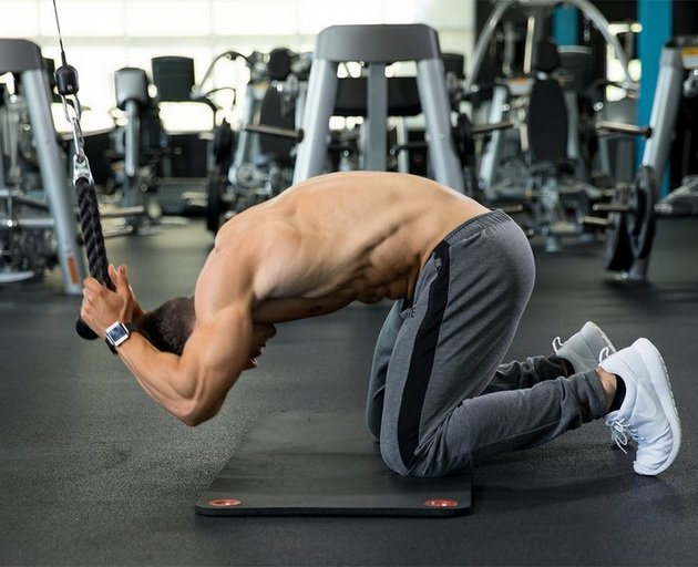 4 sposoba uslozhnit trenirovku myshc pressa 3 4 способа усложнить тренировку мышц пресса