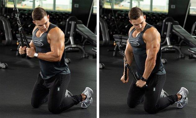 kak prokachat vse golovki tricepsa na odnoj trenirovke 3 Как прокачать все головки трицепса на одной тренировке