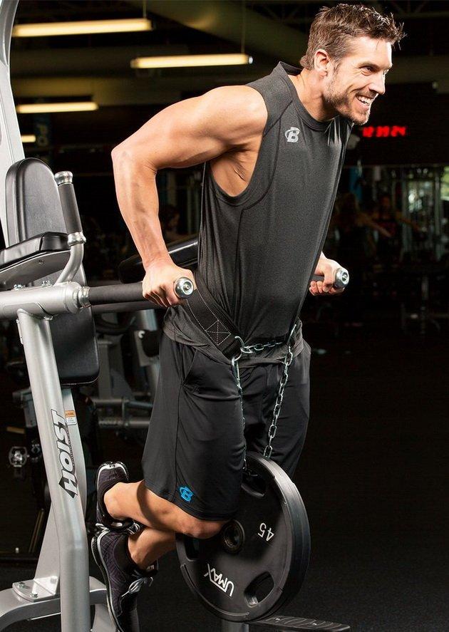 Упражнения для развития мышечной массы
