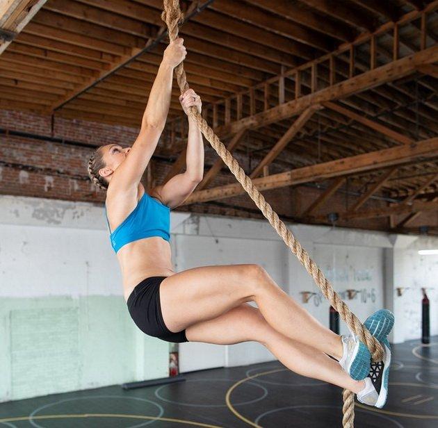 Как тренироваться в стиле Кроссфит