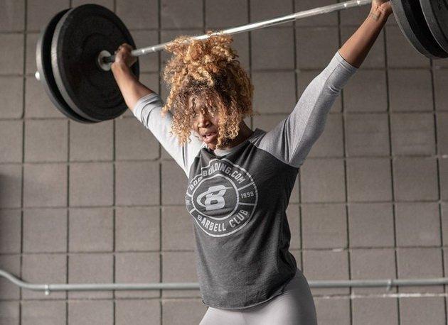 zhelezo i zhenshhiny 5 uprazhnenij dlya krutyx sportsmenok 3 Железо и женщины: 5 упражнений для крутых спортсменок